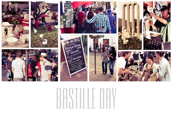 bastille day franschhoek