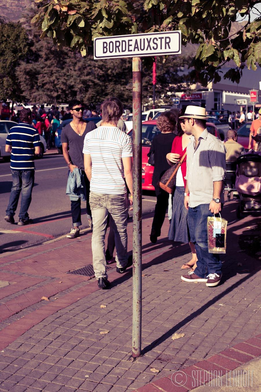 bastille day franschhoek bordeaux street