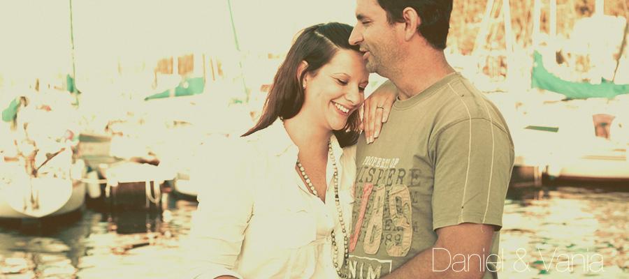 Couple Shoot - Daniel & Vania, Gordons Bay