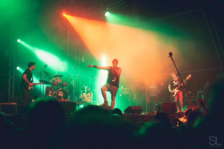 Jack Parow Ramfest 2013 Cape Town