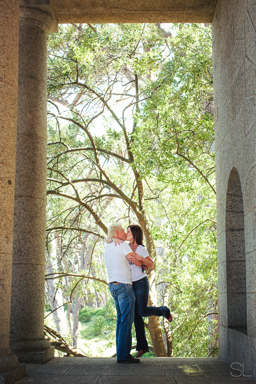 Engagement Photos, Gerhard & Danica, Rhodes Memorial