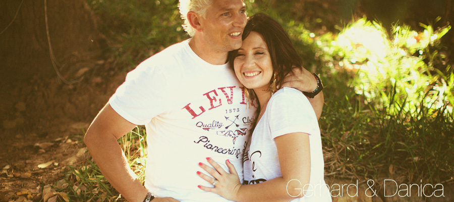 Gerhard & Danica, Engagement Photos, Cape Town